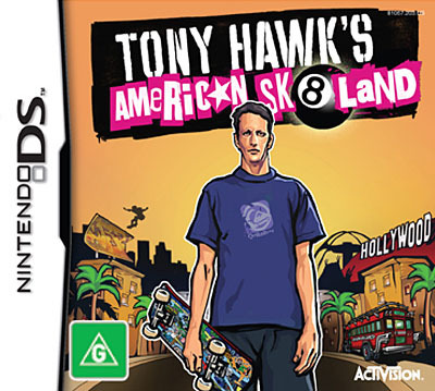 Tony Hawk's American SK8Land for Nintendo DS