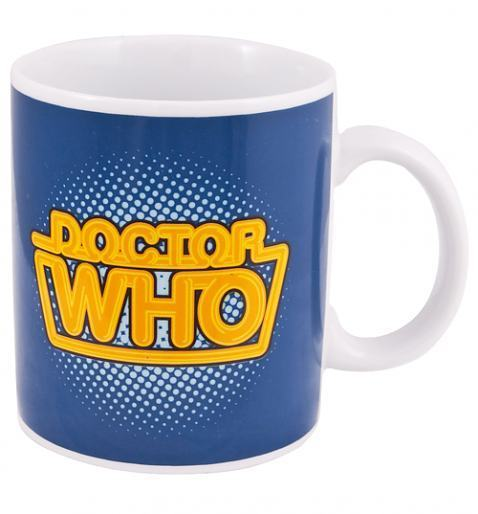 Doctor Who Mug - Logo