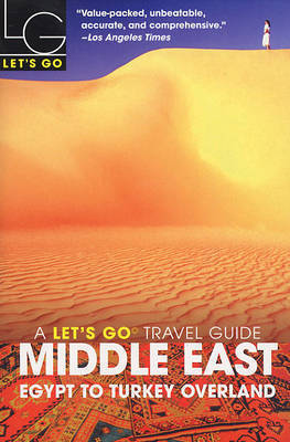 Let's Go Middle East by Let's Go Inc
