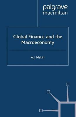 Global Finance and the Macroeconomy by A.J. Makin image