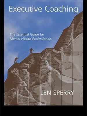 Executive Coaching by Len Sperry image