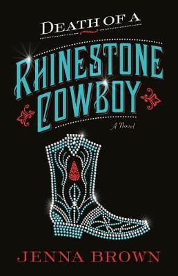 Death of a Rhinestone Cowboy by Jenna Brown image