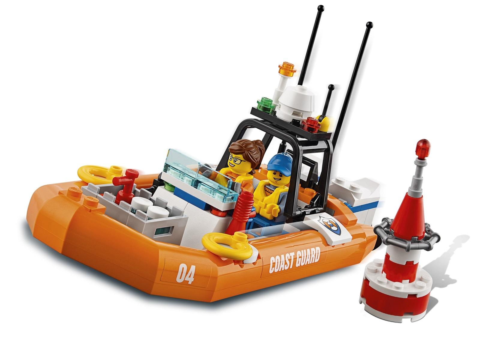 LEGO City: 4 x 4 Response Unit (60165) image