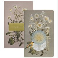 Papaya: Sketch and Scribble Notebook Set - Dig Deep Daisy
