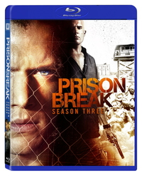 Prison Break - The Complete Third Season on Blu-ray image