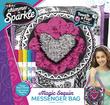 Shimmer 'n Sparkle: Colour Your Own - Magic Sequins Messenger Bag