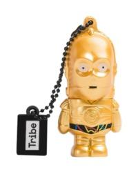 Tribe: 16GB USB Flash Drive - C3PO
