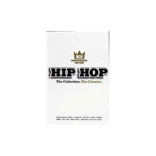 Hip Hop - The Collection, The Classics - 5th Anniversary Edition on DVD image