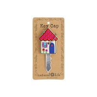 Natural Life: Key Caps - House Cozy And Happy