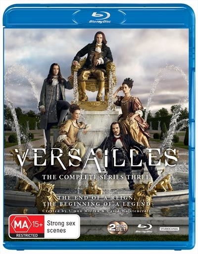 Versailles: Season 3 on Blu-ray