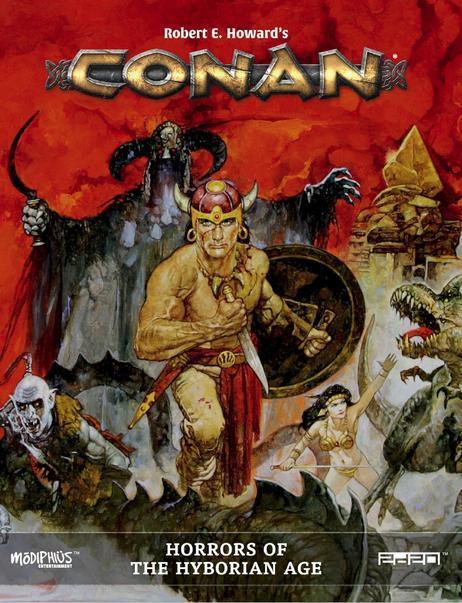 Conan Horrors of the Hyborian