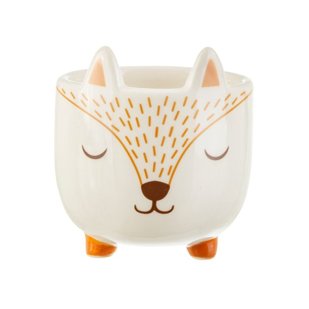 Sass & Belle: Mini Planter - Woodland Fox