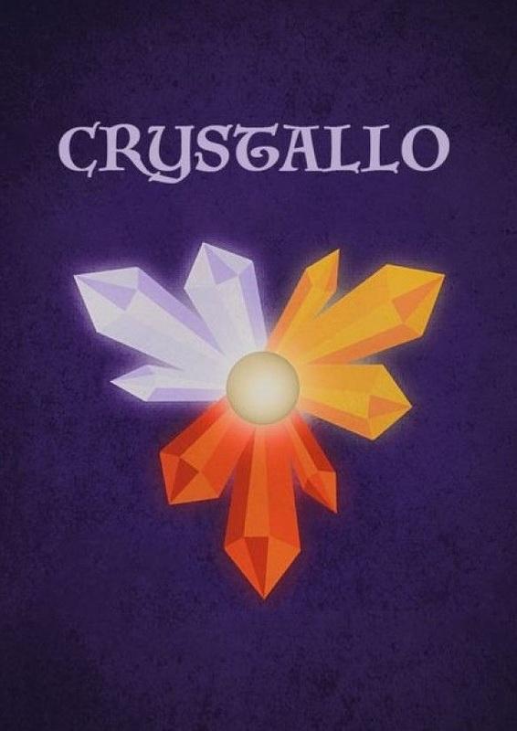 Crystallo - Card Game