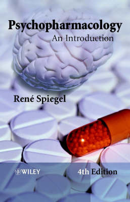 Psychopharmacology: An Introduction by Rene Spiegel image