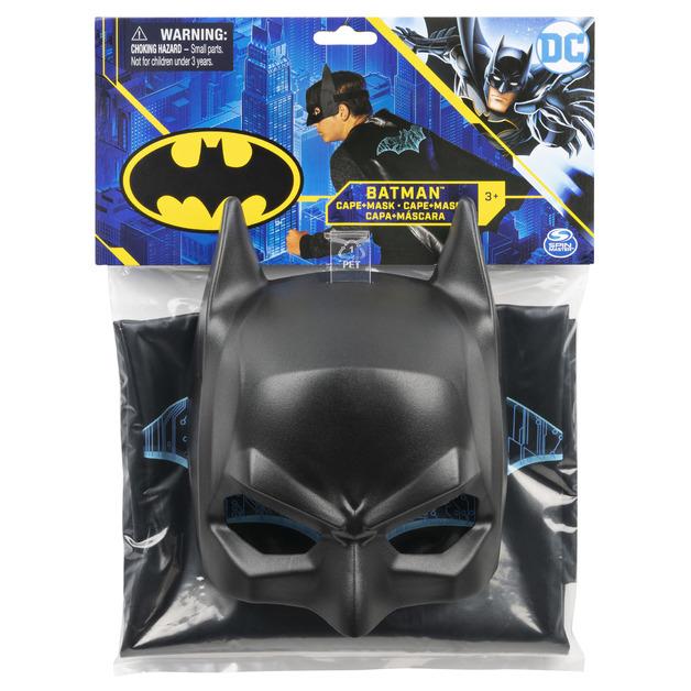 Batman Roleplay Cape Mask Set