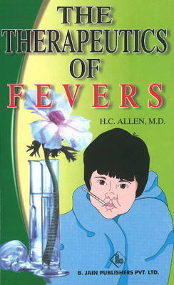 Therapeutics of Fevers by H.C. Allen image