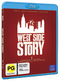 West Side Story - 50th Anniversary Edition on Blu-ray