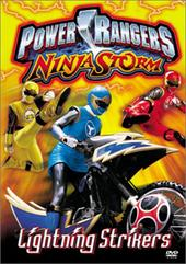 Power Rangers Ninja Storm - Lightning Strikers on DVD
