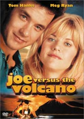 Joe Versus The Volcano (NTSC) on DVD