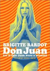 Don Juan - (Or If Don Juan Were A Woman) on DVD