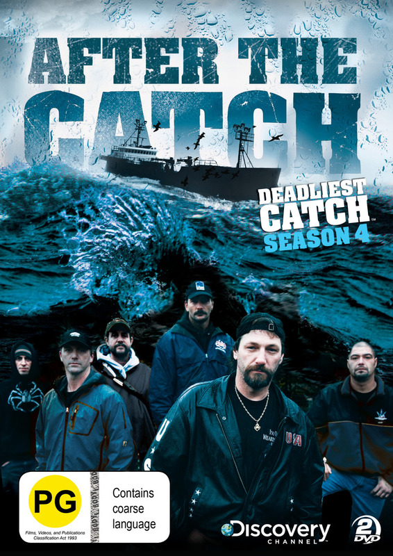Deadliest Catch - After The Catch: Season 4 (2 Disc Set) on DVD