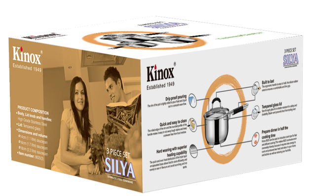 Kinox Arrival