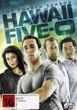 Hawaii Five-O - The Fourth Season on DVD