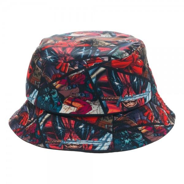 b1a9f040fe7 Marvel  Deadpool Bucket Hat image ...