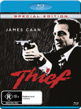 Thief - Special Edition on Blu-ray