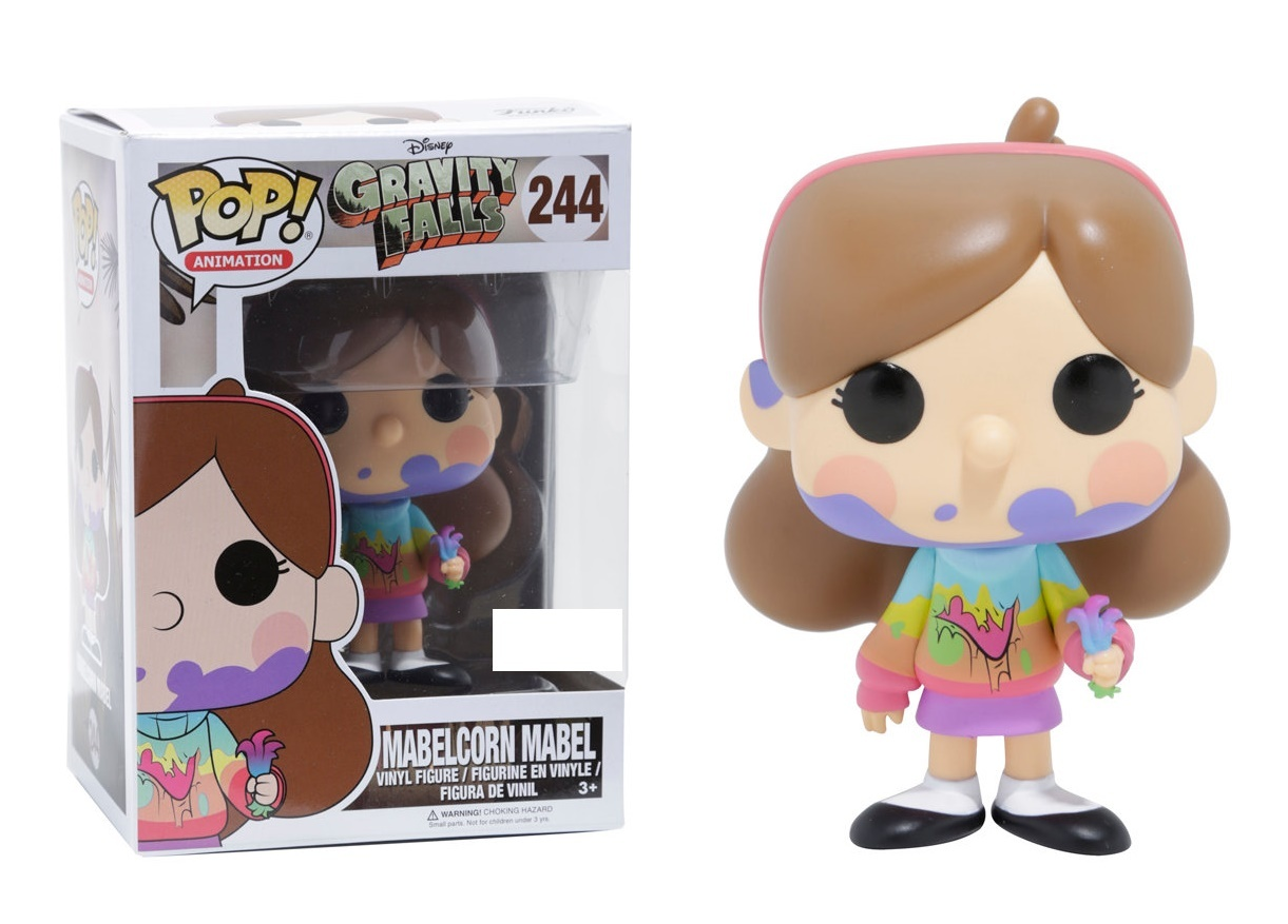Gravity Falls - Mabelcorn Mabel Pop! Vinyl Figure image
