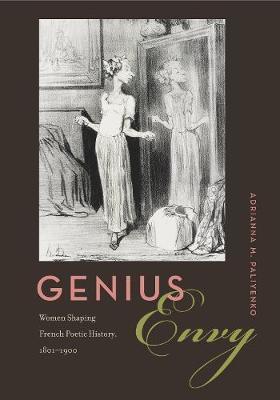 Genius Envy by Adrianna M. Paliyenko