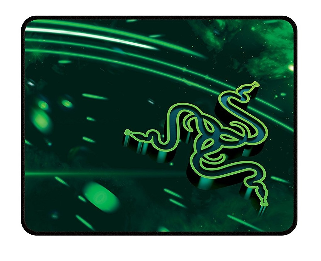 Razer Goliathus Speed Cosmic Edition - Soft Gaming Mouse Mat (Small) for  image