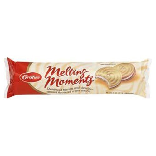 Griffin's Melting Moments (250g)