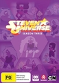 Steven Universe - Season Three on DVD
