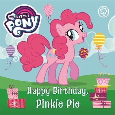 My Little Pony: Happy Birthday, Pinkie Pie by My Little Pony image