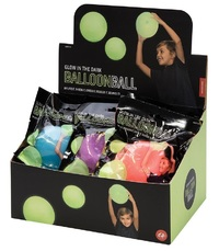 Balloon Balls - Glow In The Dark (Assorted Colours)