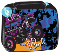 Spencil: Big Wheels II - Lunch Box