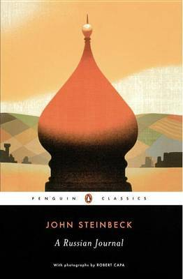 A Russian Journal by John Steinbeck image