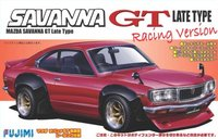 Fujimi: 1/24 Mazda Savanna GT RX-3 (Racing Version) - Model Kit
