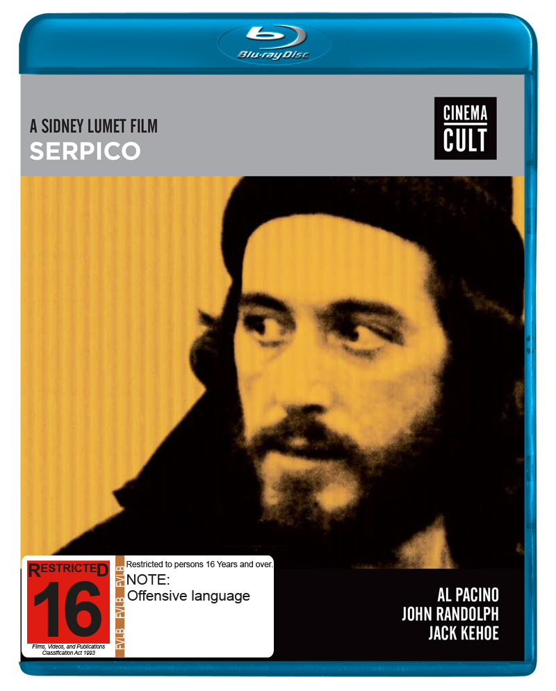 Serpico [Cinema Cult] on Blu-ray image