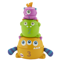 Fisher-Price: Stack and Nest Monsters