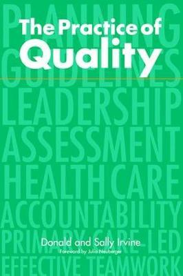The Practice of Quality by Donald Irvine image