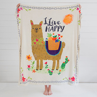 Natural Life: Cozy Blanket - Llive Happy