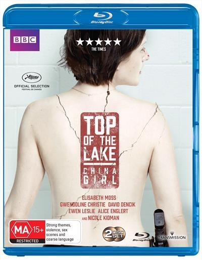 Top Of The Lake: The Collection on Blu-ray