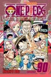 One Piece, Vol. 90 by Eiichiro Oda