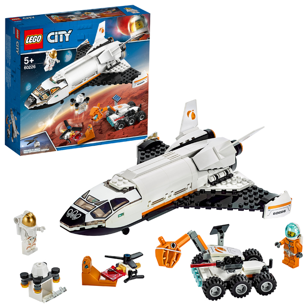 LEGO City: Mars Research Shuttle - (60226)