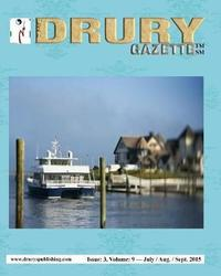 The Drury Gazette Issue 3 Volume 9 by Drury Gazette