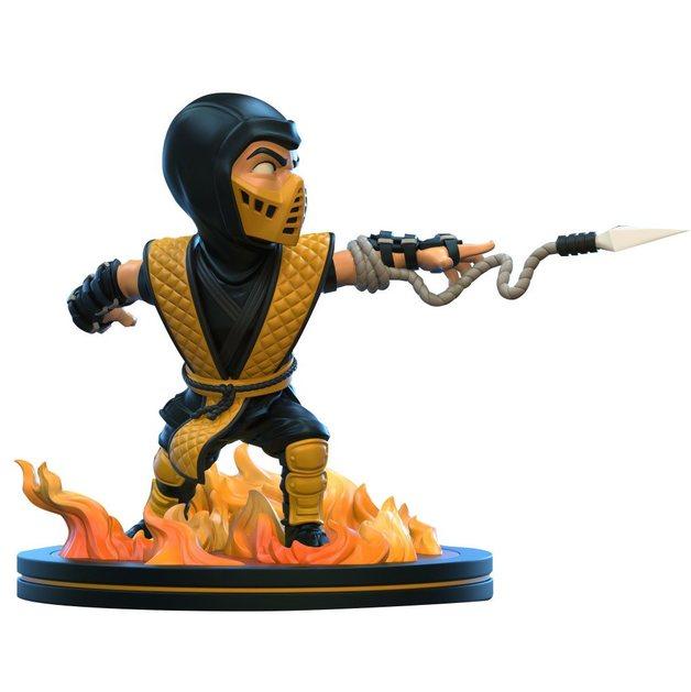 """Mortal Kombat: Scorpion - 4"""" Q-Fig Figure"""