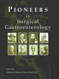 Pioneers in Surgical Gastroenterology image