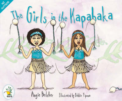 The Girls in the Kapahaka by Angie Belcher image
